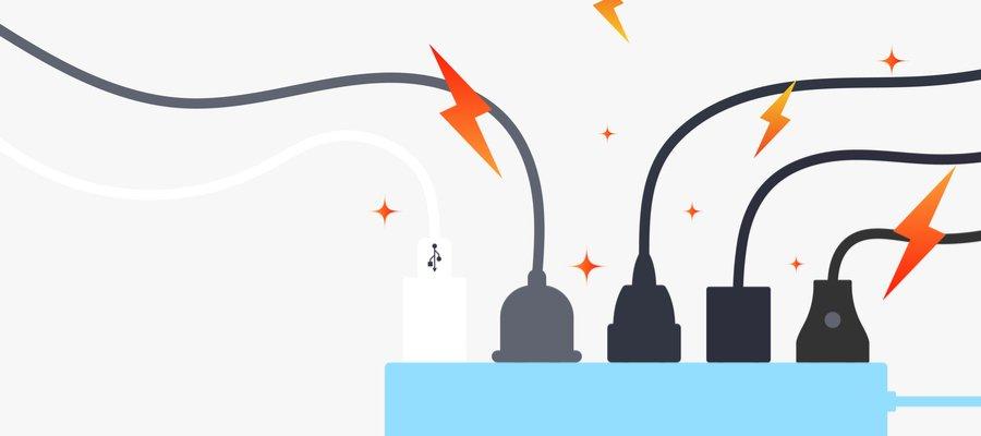 How Does Lightning Damage Electronics?